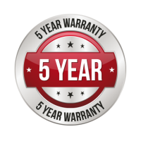 5 Year Warranty Options