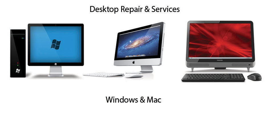 Desktop Repairs Services