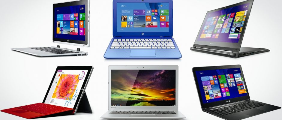 All Brand Laptops