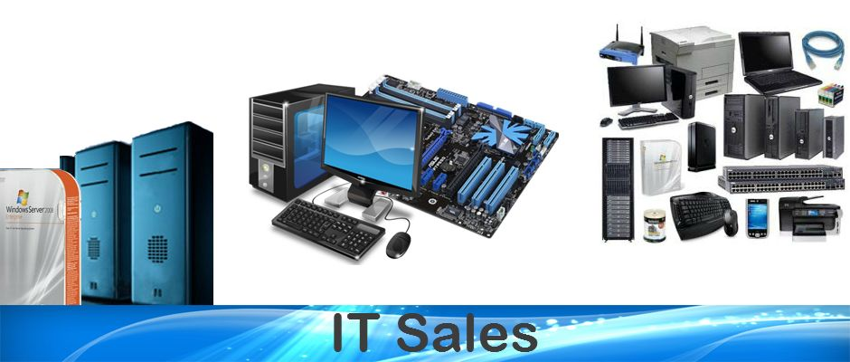 We sell all computer parts